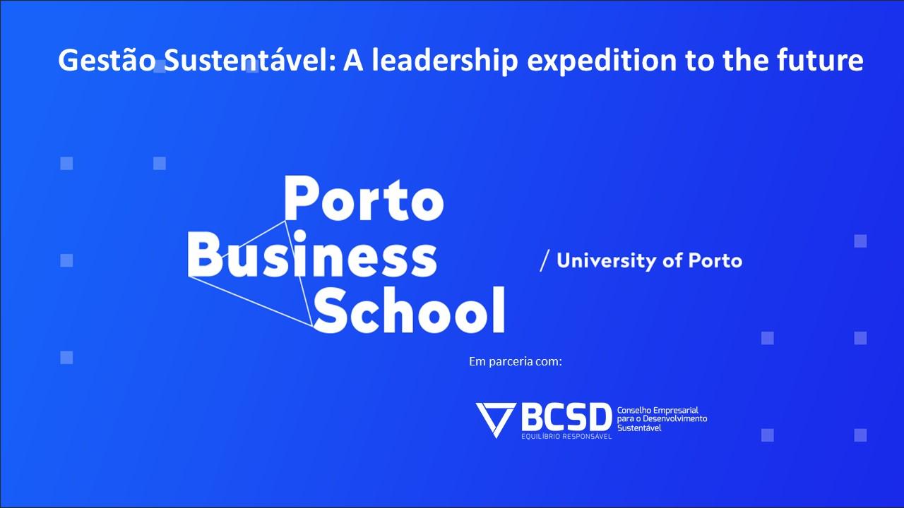 Conferência BCSD Portugal