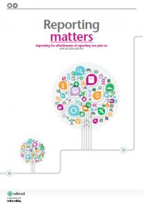 Reporting matters 2014