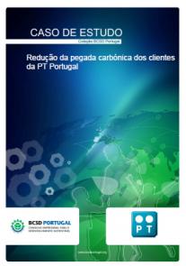 PT Portugal – redução da pegada carbónica dos clientes