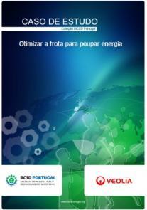 Veolia – Otimizar a frota para poupar energia