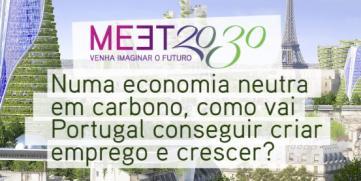 Energia, clima e crescimento económico – oportunidades de negócio em Portugal