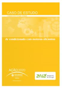 ANA Aeroportos – Ar condicionado com motores eficientes