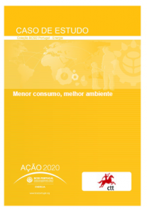 CTT Correios de Portugal – Menor consumo, melhor ambiente