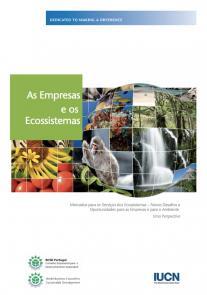 Biodiversidade e Servicos dos Ecossistemas