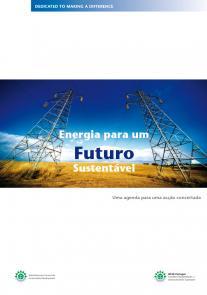 Energia para um futuro sustentável