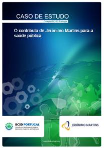 Jerónimo Martins – Contributo para a saúde pública