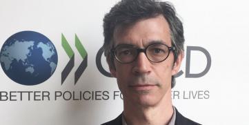 Richard Baron da OCDE orador no seminário Meet 2030