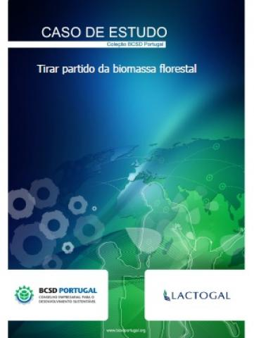 Lactogal – Tirar partido da biomassa florestal
